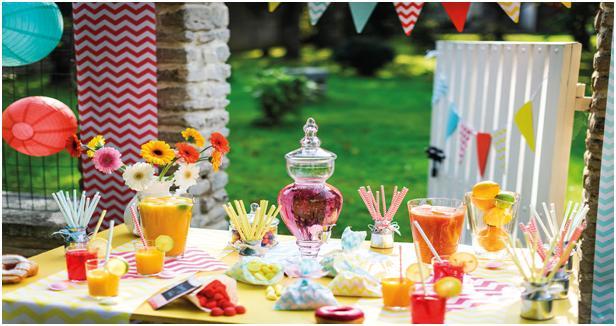 Idées décoration de table