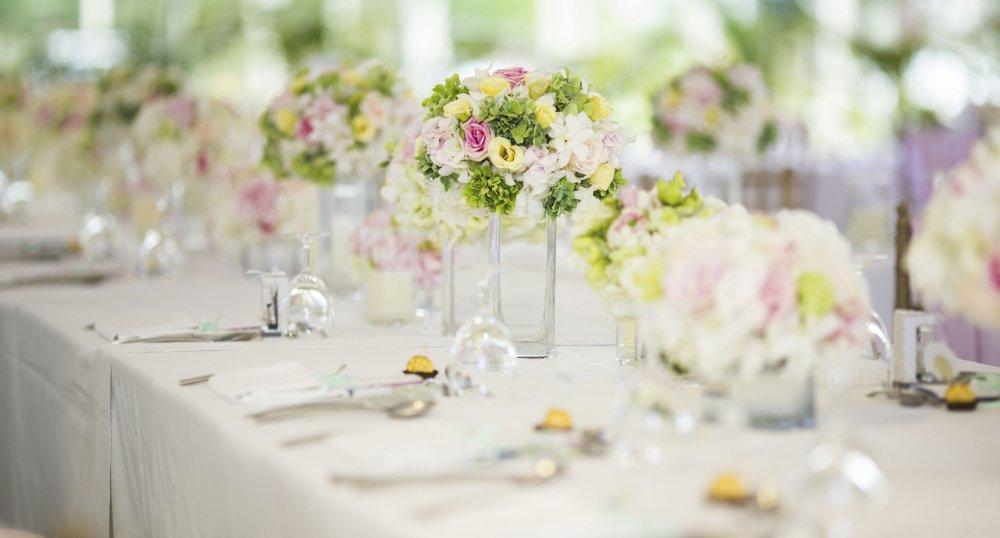 On mise tout sur la déco pour un mariage inoubliable